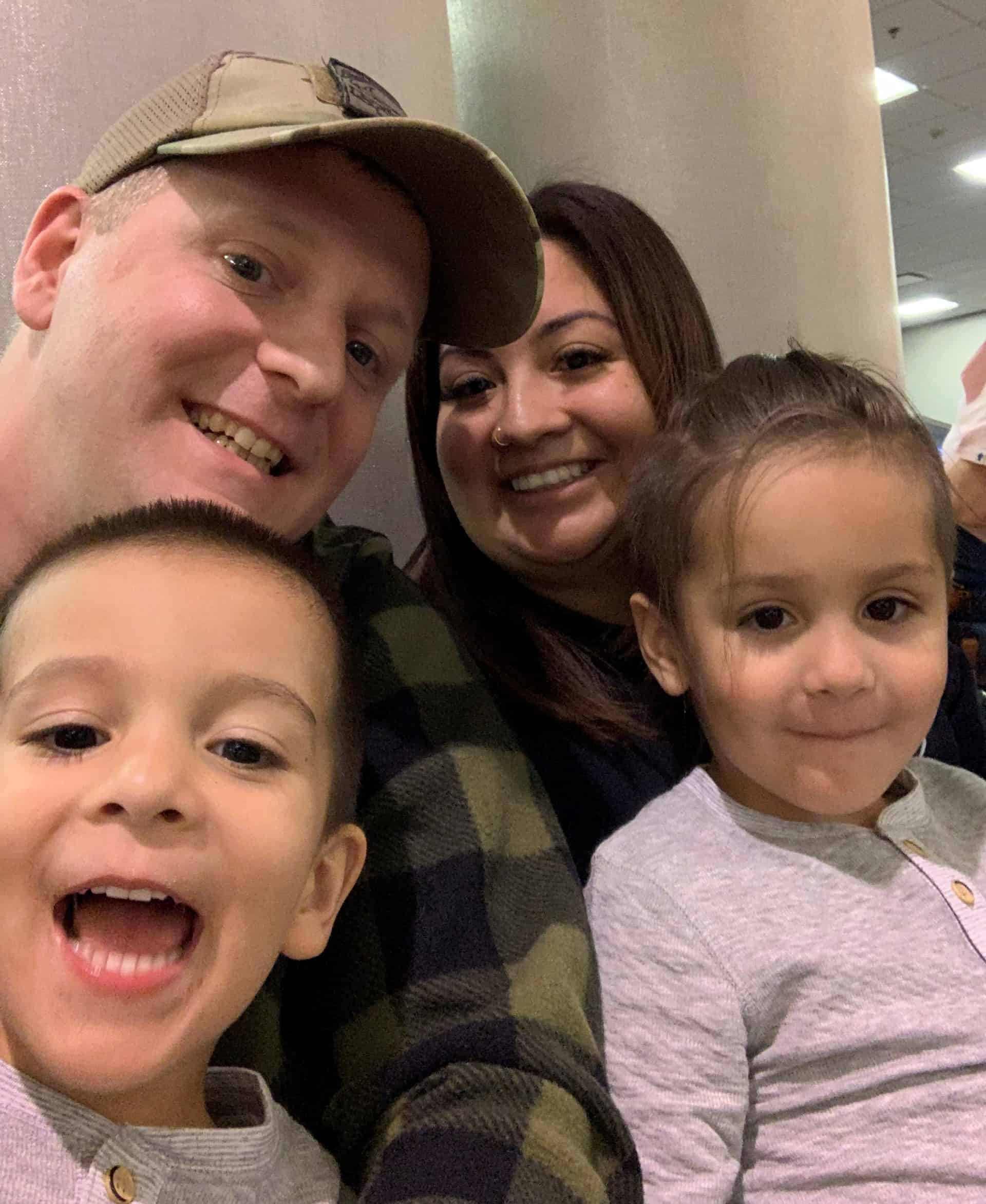 Meet the Rhodes Family – AutismETC's April Family of the Month