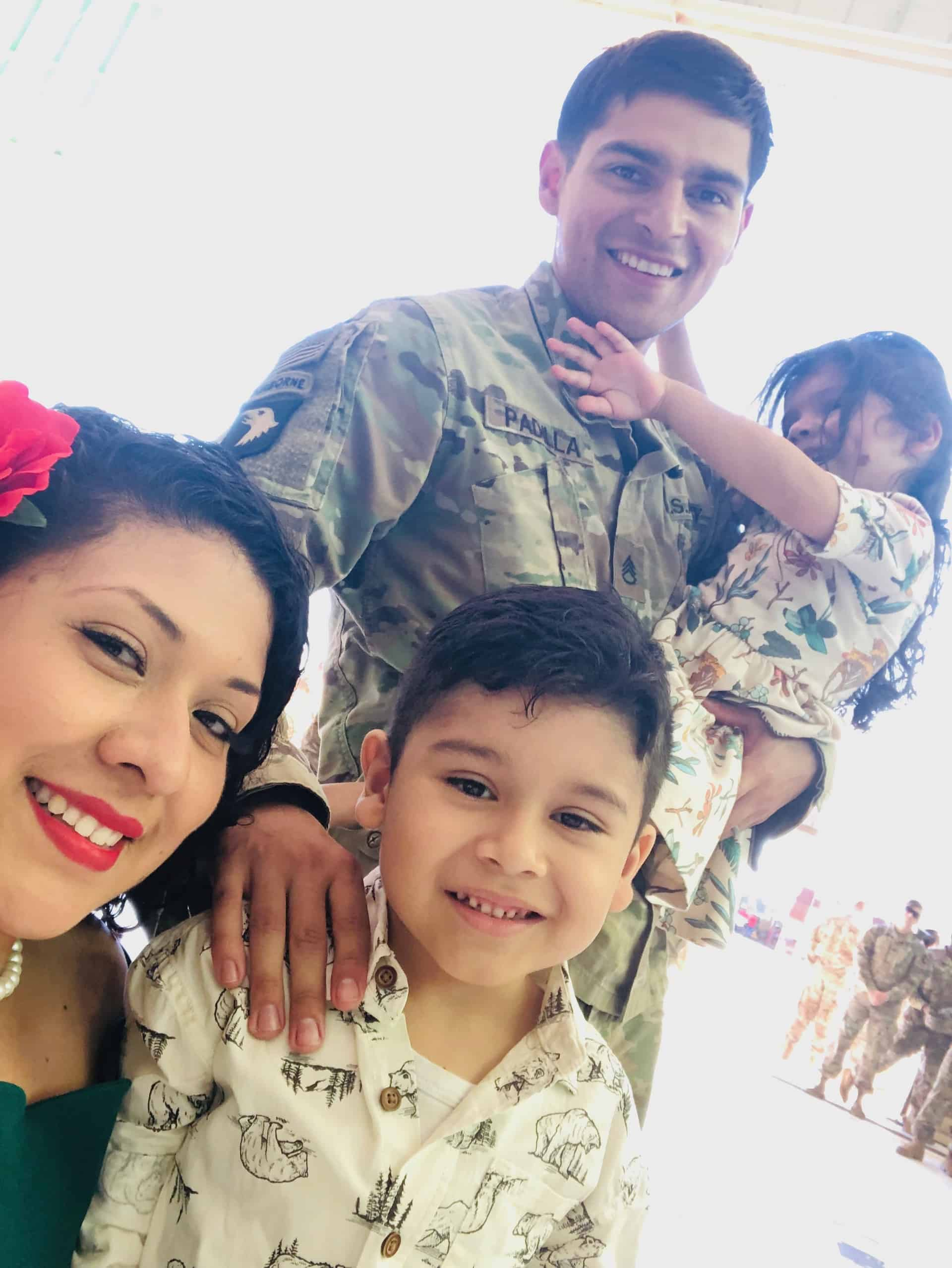 The Padillas – Autism ETC's October Family of the Month