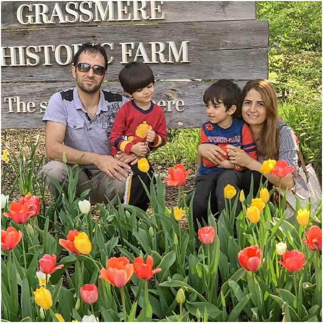 January Family of the Month Story Meet the Mohammed Family