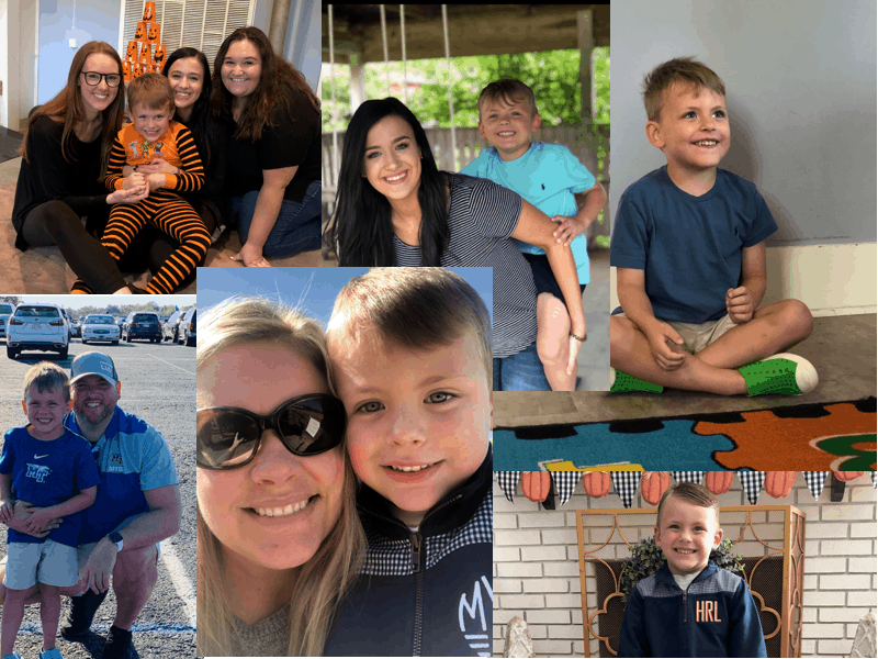 Meet the York's Autism ETC's March Family of the Month