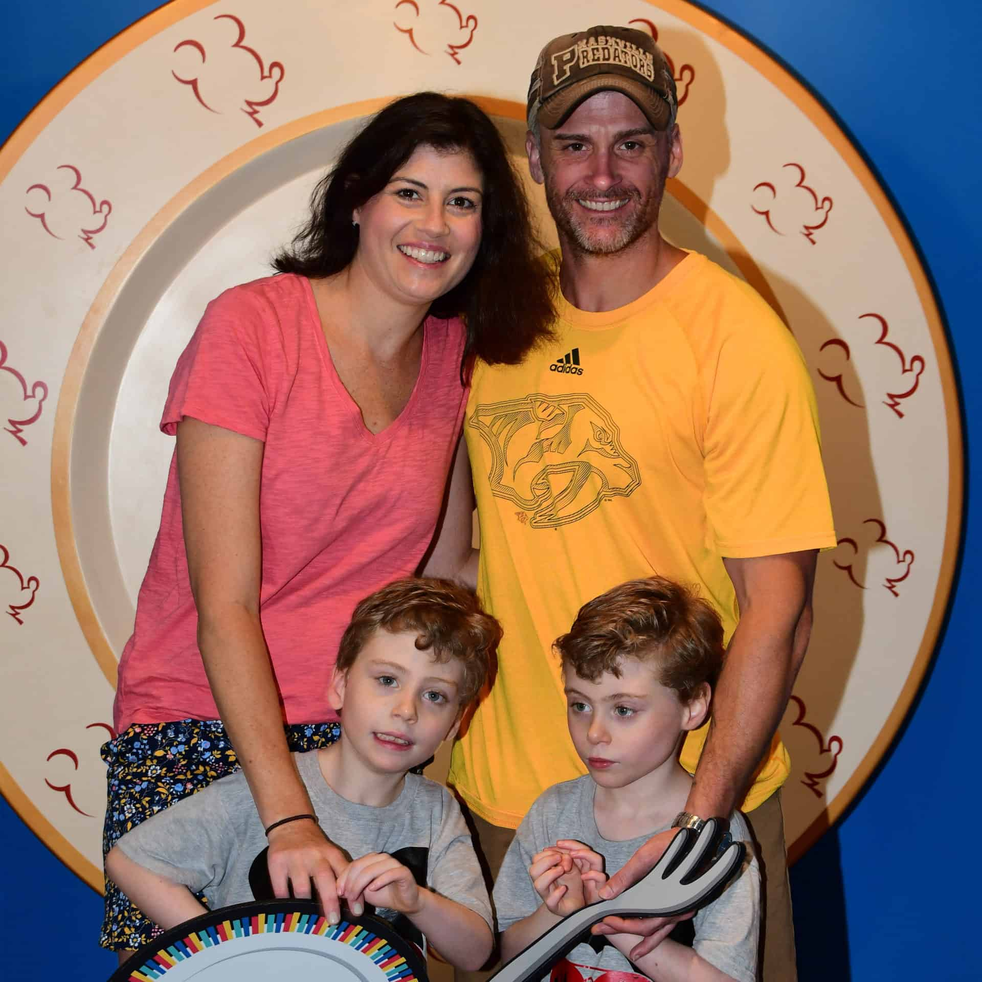 Meet the Jeffers Family Autism ETC's August Family of the Month